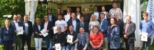 Abschlussveranstaltung der 7. Runde ÖKOPROFIT-Mülheim an der Ruhr im Rahmen der Fair Flair 2018